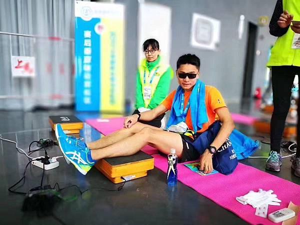 2017上海國際馬拉松大賽