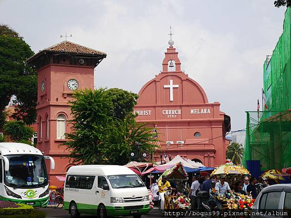 馬六甲基督教堂