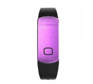 TRASENSE _SH06 極簡單設計智能手環-紫色