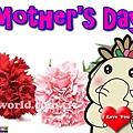 智力拼圖 - 母親節2012祝大家母親節快樂..抗漲活動開跑嚕...