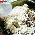 麻油雞米糕04