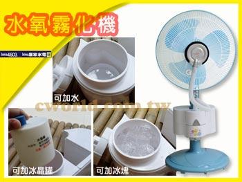 霧化機-內容物PN