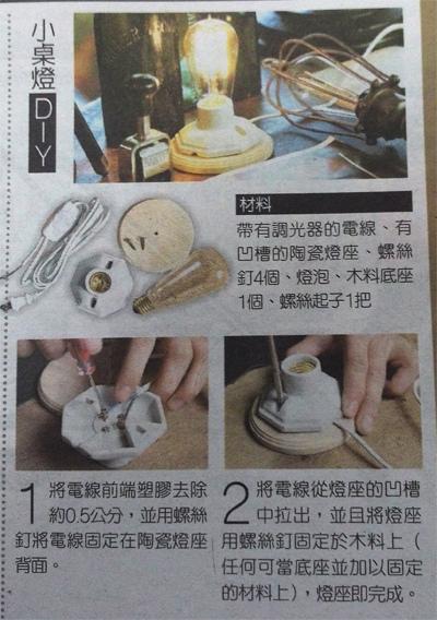 P_20140215_復古燈具DIY