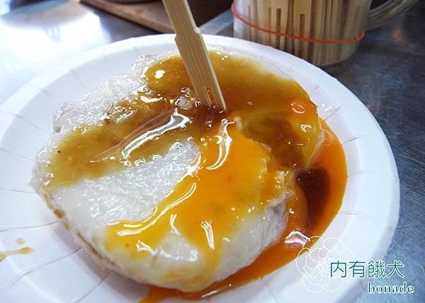 廟口66攤油粿‧芋粿