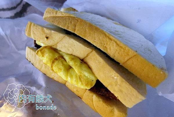 碳烤三明治