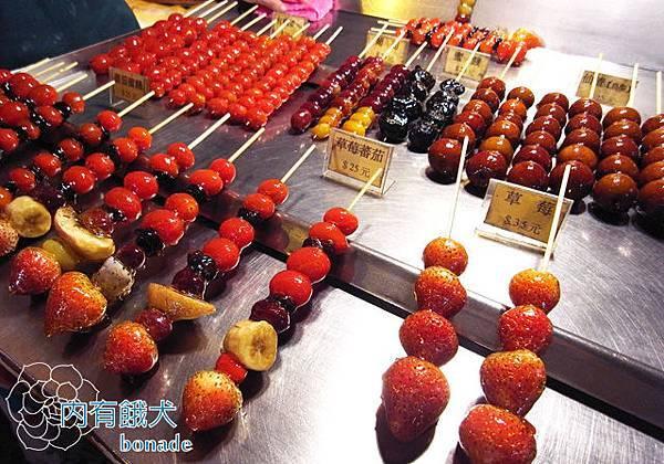 傳統糖葫蘆