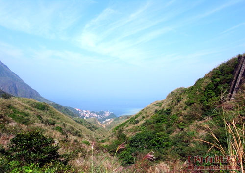 金瓜石茶壺山