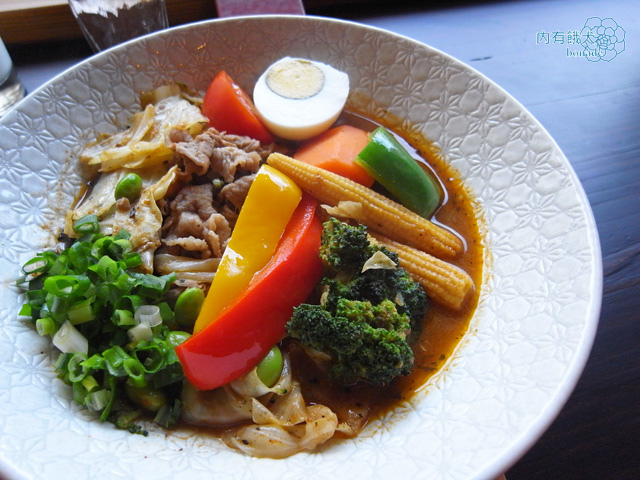 心 湯咖哩.Mr.Cocoro soup curry