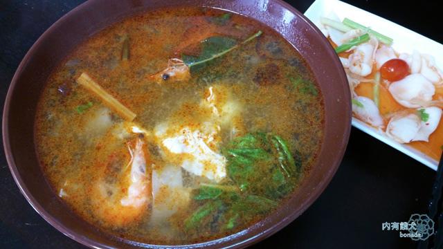 中泰傳統陽春麵