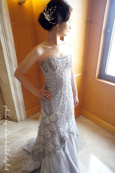 Lino-bridal stylist.蔡牧修