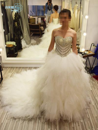 Eve Lynena Lin Vintage Classic Wedding Dresses