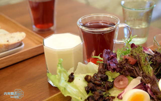 菜鴨子。Brunch&Tea