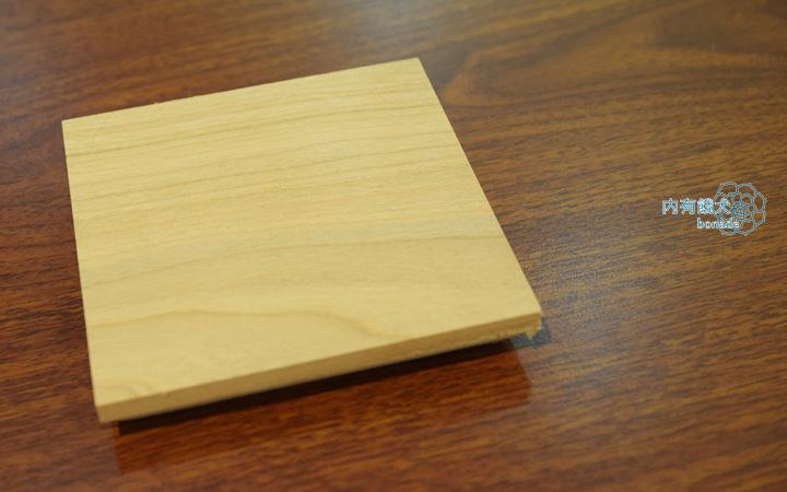 做做手藝 x 體驗空間.細木作淺盤&叉子