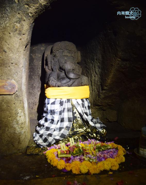 Goa Gajah.象洞