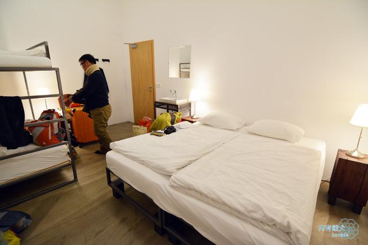 Kef Guesthouse at Grænásvegur.克夫拉威克卡夫住宿加早餐旅館