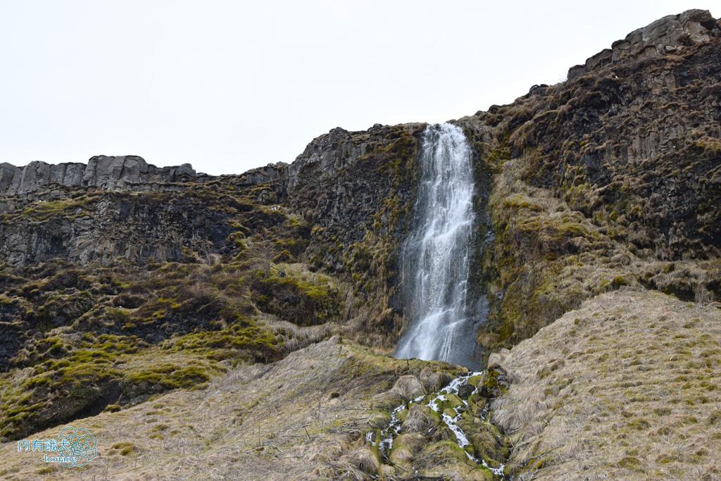 Seljalandsfoss.塞里雅蘭瀑布(水濂洞瀑布)