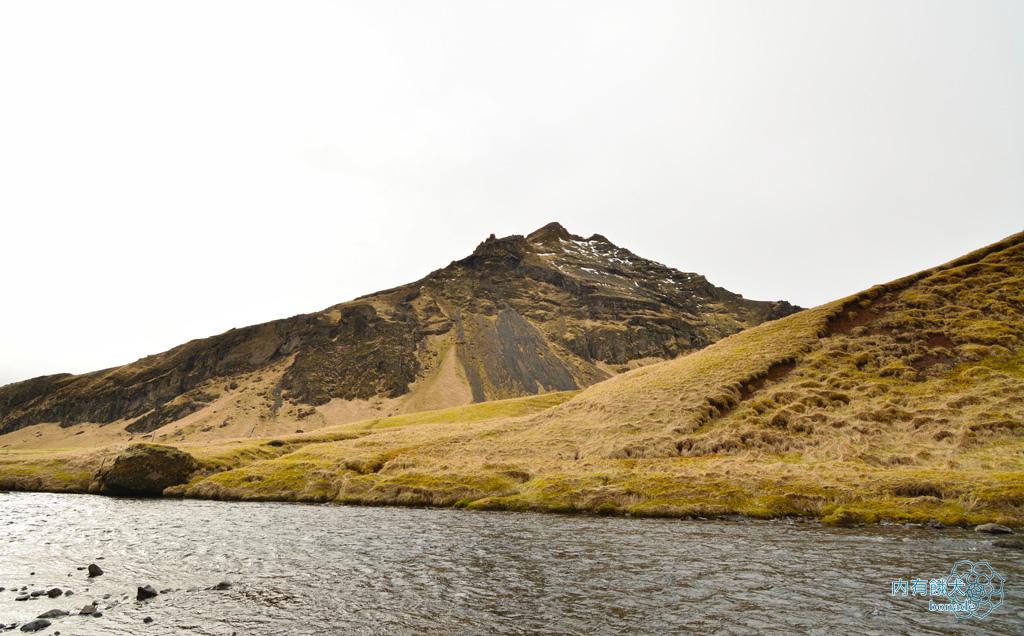 Skógafoss.斯科加爾瀑布(彩虹瀑布)