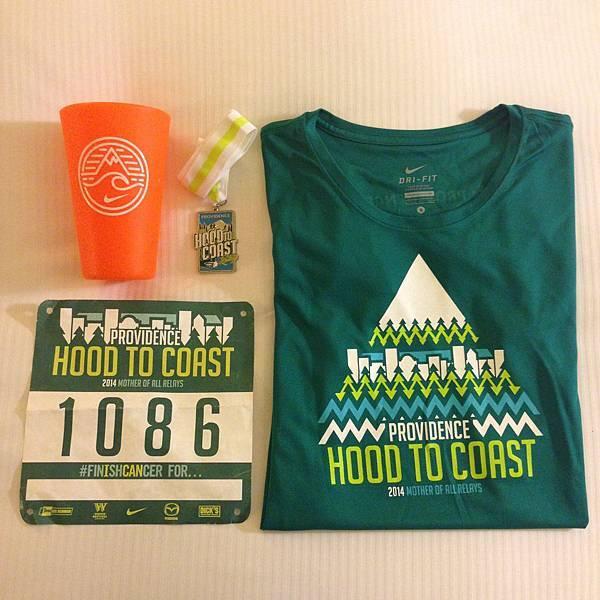 hood to coast 2014