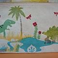恐龍鉛筆袋