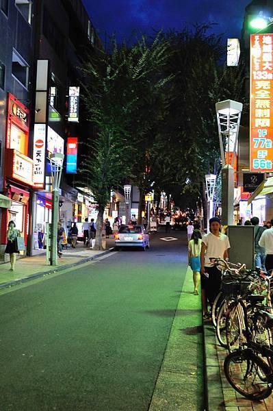 神樂坂夜景1.JPG