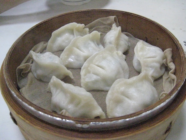 四方元-蒸餃