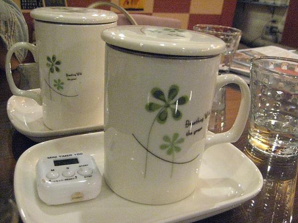 茶&計時器