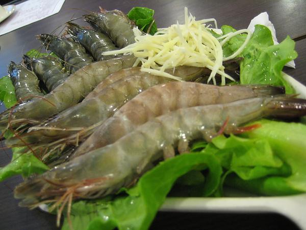 草蝦&白蝦
