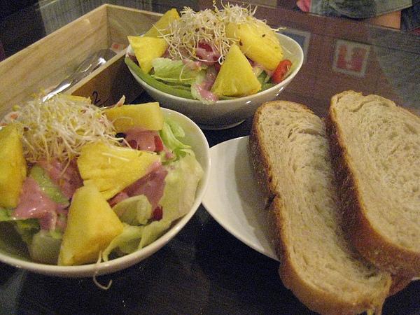 1868沙拉+手工麵包