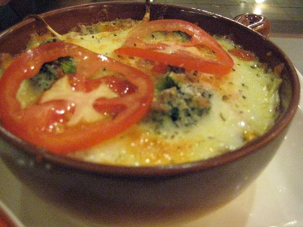 1868焗烤肉醬義大利麵