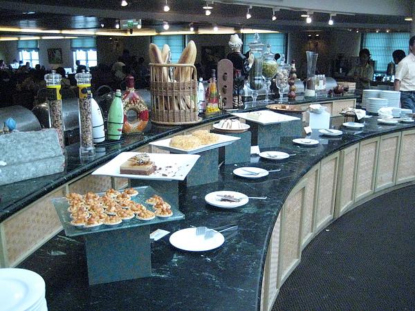 劍湖山-蔚藍海岸西餐廳