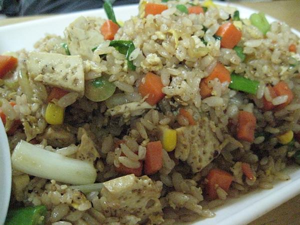 臭豆腐炒飯