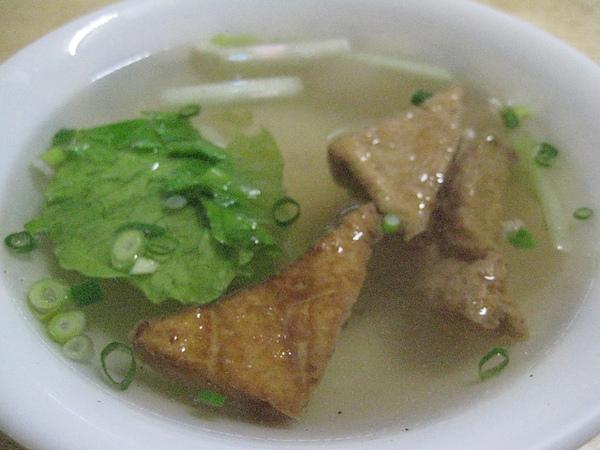 阿婆豆腐湯
