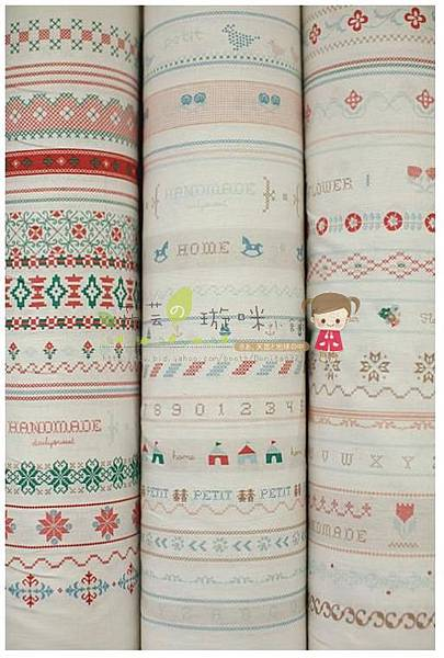 韓國棉麻十字繡圖案布1.jpg