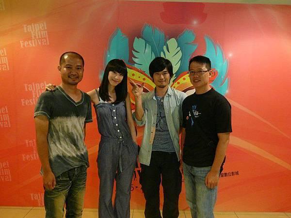 2010.7.1台北電影節映後QA