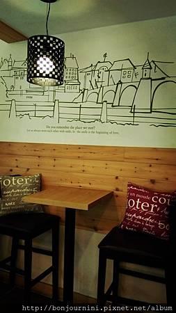 cafe date座位