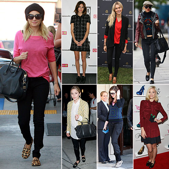 7-Days-7-Ways-How-Celebs-Style-Up-Hip-Loafer-Kicks