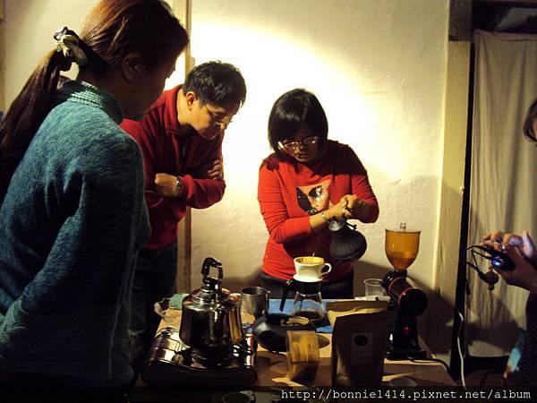 咖啡美學一 010