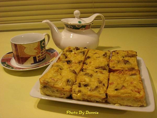 紐西蘭乳蛋餅〈Quiche〉