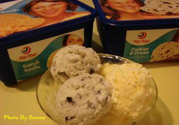紐西蘭冰淇淋