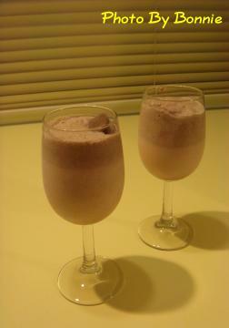 巧克力餅乾奶昔 oreo shake-2