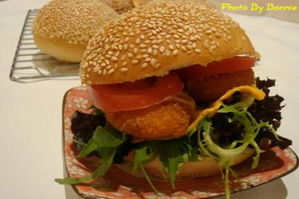 雞肉漢堡-4