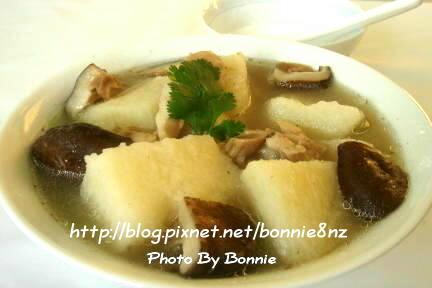 山藥香菇雞湯-4