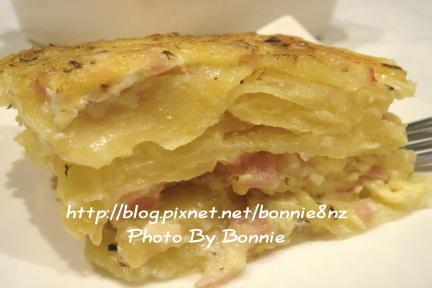 焗烤千層馬鈴薯-1