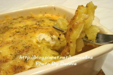 焗烤千層馬鈴薯-4