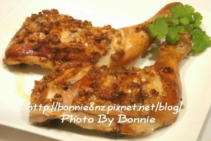 香蒜雞-1