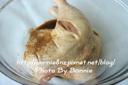 香蒜雞-2