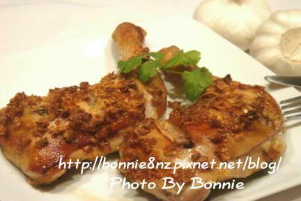 香蒜雞-5