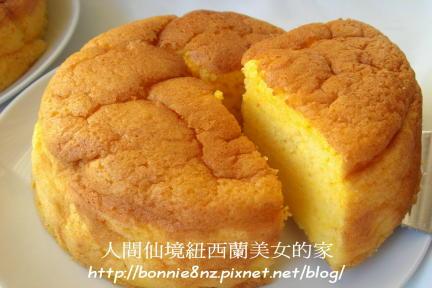 南瓜蛋糕-1
