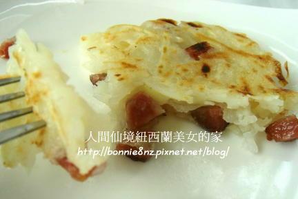 港式臘腸薯餅-1