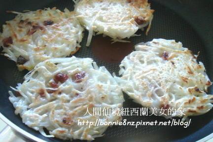 港式臘腸薯餅-3